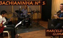 """""""Bachianinha nº 1"""" (de Paulinho Nogueira) – Pra mim, um Clássico!"""